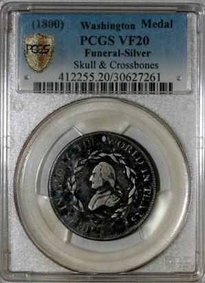 Washington-Funeral-Medal