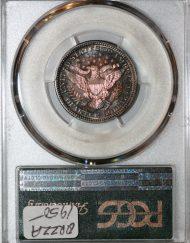 1906 25C PCGS PR66 80653994 REV