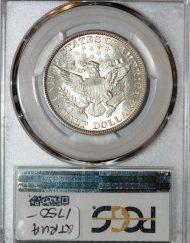 1906 50C PCGS MS64+ CAC 80635236 REV