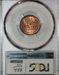 1928 1C PCGS MS64RB 81170162 REV