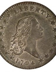 Flowing Hair Half Dollar